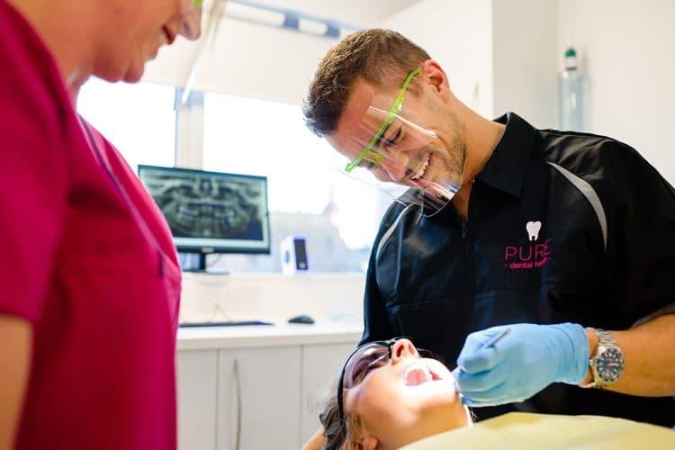 Pure Dentist Alan Burgin