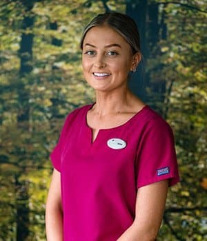 Head Dental Nurse Alice Hearley