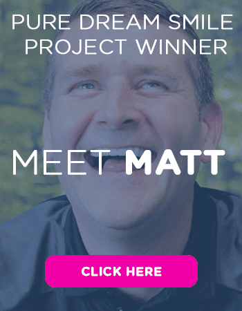Dream Smile Winner Matt