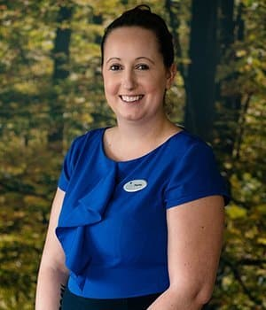 Pure Dental Receptionist Hayley Selmes