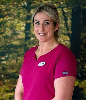 Tania Calfe Senior Dental Nurse