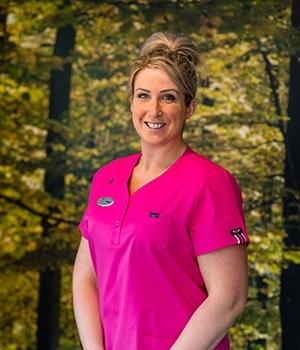 Tania Calfe Senior Dental Nurse